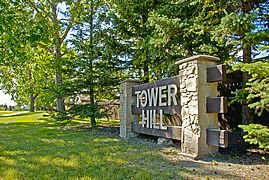 270_Tower Hill Sign