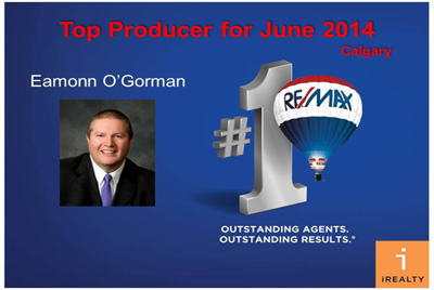 Realtor of the Month June 2014